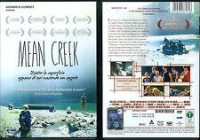 MEAN CREEK - DVD (USATO EX RENTAL)