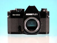 Revueflex SM 302 defekt defective M42 Mount Kamera camera appareil - (15827)