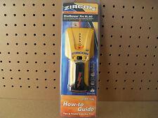 Zircon StudSensor Pro SL-AC Stud Finder Wire Warning Detection