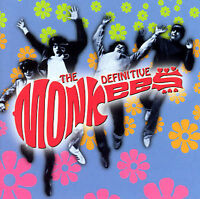 The Monkees The Definitive Monkees CD Album VGC