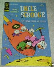 Walt Disney's Uncle Scrooge 117, FN 6.0 The Loony Lunar Gold Rush! 50% off Guide