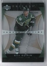 05-06 2005-06 UD TRILOGY BILL GUERIN FROZEN IN TIME /599 137 DALLAS STARS