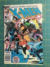 Uncanny X-men #193 1st App Firestar Marvel Canadian Newsstand Variant