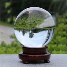 New Crystal Photography Lens Ball Photo Prop Background 80mm Lensball Home Decor