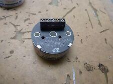 Omega tx92a-1 RTD temperature transmitter -40 to 60°C 4-20mA [2*U-22]