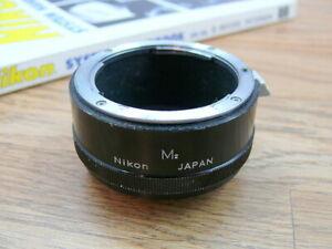 Nikon M2 extension tube