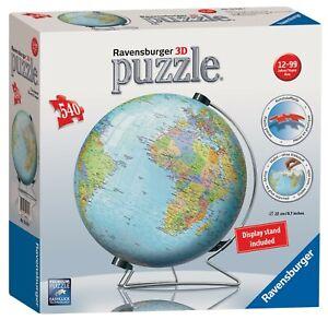 Ravensburger 3D Puzzle - Globe Puzzle