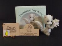 """PRECIOUS MOMENTS """"COLLECTING MAKES GOOD SCENTS"""" - #BC-901 - NEW IN BOX"""