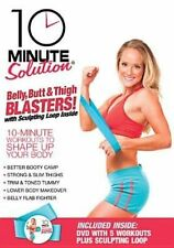 10 Minute Solution Belly Butt and Thi 0013131631791 DVD Region 1