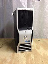 Dell Precision T3500 Workstation XEON W3503 2.40GHz 4GB RAM 160hd Windows xp pro