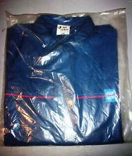 Ancienne veste Jeans bleu tenue de Travail Pub  EDF GDF T48 Guy Leroy neuve