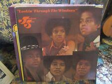 "Jackson Five, ""Lookin' Through The Windows"" UK Vinyl LP-STML 11214)"