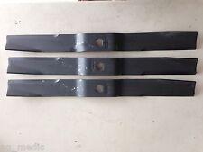 "Del Morino 59"" Finish Mower Blades, Set of 3 Code SRM311D"