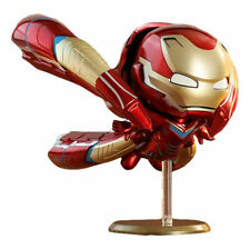 Hot Toys Avengers: Infinity War Cosbaby (S) Bobble-Head - Iron Man Mark L (Super Thruster Version) Figurine