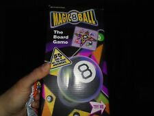 Magic 8 Ball The Board Game 2001 sealed