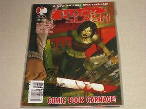 Hack/Slash #1 Comic Book Carnage