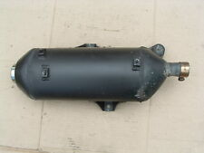 PIAGGIO X7 250 2009 MODEL EXHAUST MUFFLER
