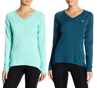 Asics NEW Monotone Women's Performance ASX Dry Long Sleeve Top $42