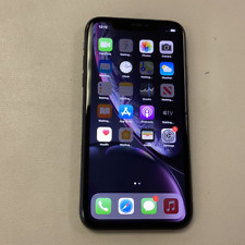 Apple iPhone XR - 256GB - Black (Unlocked) (Read Description) BJ1148