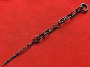Ancient Bronze Viking Artifact