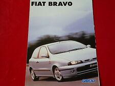FIAT BRAVO S SX GT HGT prospetto di 1995