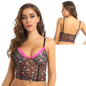 Tank Tops Summer Women Casual Vest Blouse Streetwear Sleeveless Crop Top Shirt L