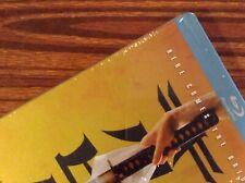 KILL BILL  Limited Steelbook* Edition [ CANADA ]