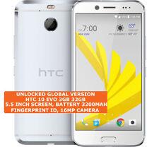"""HTC 10 EVO 3gb 32gb Octa-Core 16mp Fingerprint Id 5.5"""" Android 4g LTE Smartphone"""