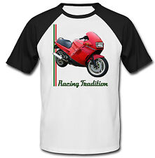 DUCATI 750 PASO 1990 INSPIRED - NEW COTTON TSHIRT - ALL SIZES IN STOCK