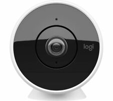 Logitech CIRCLE 2 Wire-Free Indoor/Outdoor Security Camera + Battery NO STAND