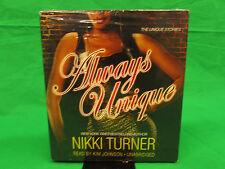Always Unique Audio CD – March 4, 2014 by Nikki Turner (Author)