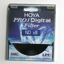 HOYA FILTRO NDX8 PRO 1 DIGITAL 72 mm