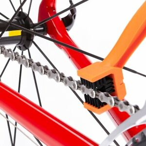 1Pc Bicycle Chain Cleaner Motorcycle Chain Brushes Mountain Bike Cycling-