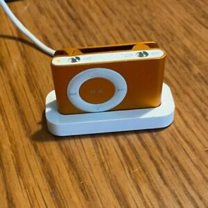 Apple iPod Shuffle 2nd Generation Orange (1 GB)
