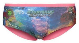 Guardians of the Galaxy - Star-Lord & Gamora - Ladies  Briefs / Knickers
