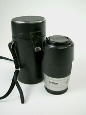 Minolta AF Zoom 75-300 f4.5-5.6 Lens for Sony A Mt.