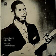 Elmore James-John Brim-Whose Muddy Shoes-LP-1969 Chess USA issue-1537