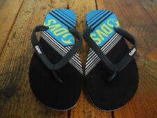 DVS Shoes Marbella Sandals New Black-Teal US 9 EUR 42.5 DVS Shoes