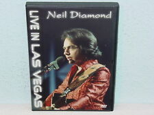 "*****DVD-NEIL DIAMOND""LIVE IN LAS VEGAS (1988)""-2004 Falcon Neue Medien*****"