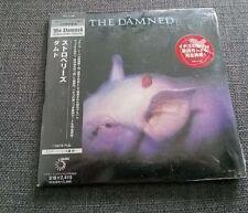 THE DAMNED STRAWBERRIES JAPAN MINI LP CD SEALED