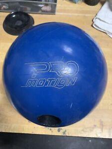 15LB Storm Pro Motion Bowling Ball USED BOWLING BALL VG