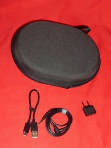 Genuine Sony OEM Hard Headphone Case w/Complete Accessories for WH-1000XM4 /XM3