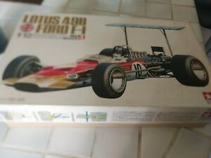 Lotus 49/B F1  Tamiya Scala 1/12