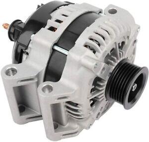 300 Amp High Output NEW Alternator Chrysler 300 Dodge Charger Challenger 5.7L