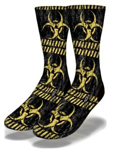 Bio Hazard Savvy Socks Brand New From Production Line With Tags Top Seller