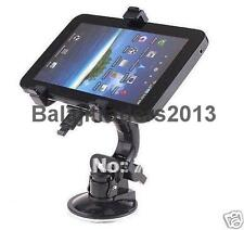 Windshield Car Desk Mount Stand Vacuum TABLET Holder for SAMSUNG TAB upto 7inch