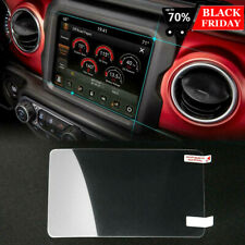 """8.4"""" Navigation Touch Screen Radio Protective Film for Jeep Wrangler JL 2018 1pc"""