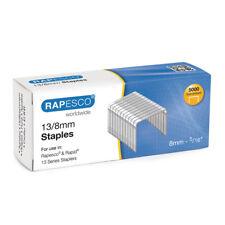 Rapesco 8mm 13/8mm Staples (Pack of 5000) S13080Z3
