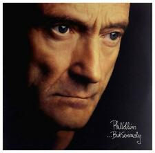 PHIL COLLINS ‎– ...BUT SERIOUSLY LIMITED 2X 180G CLEAR VINYL LP (NEW/SEALED)