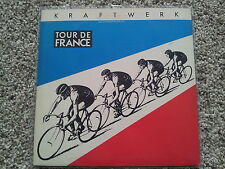 Kraftwerk - Tour de France 12'' US Remixes Promo
